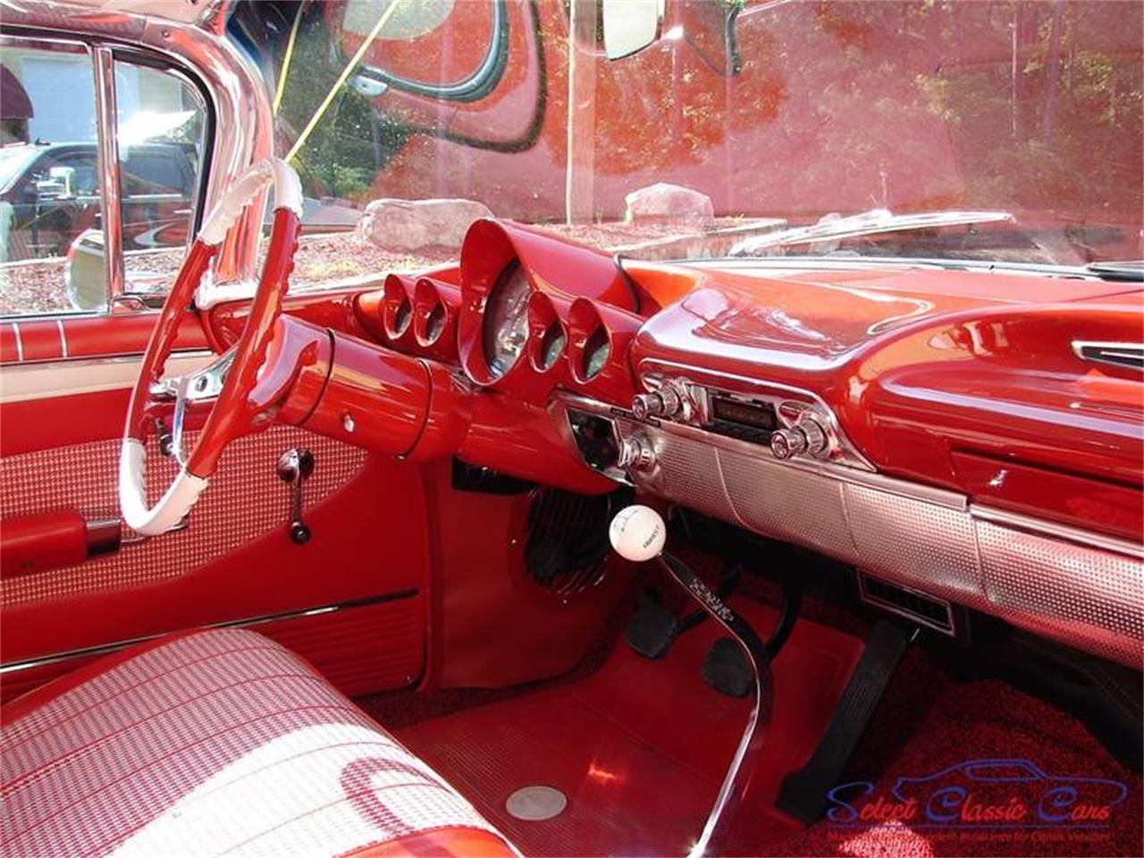 Large Picture of Classic 1960 Chevrolet Impala located in Hiram Georgia - L613