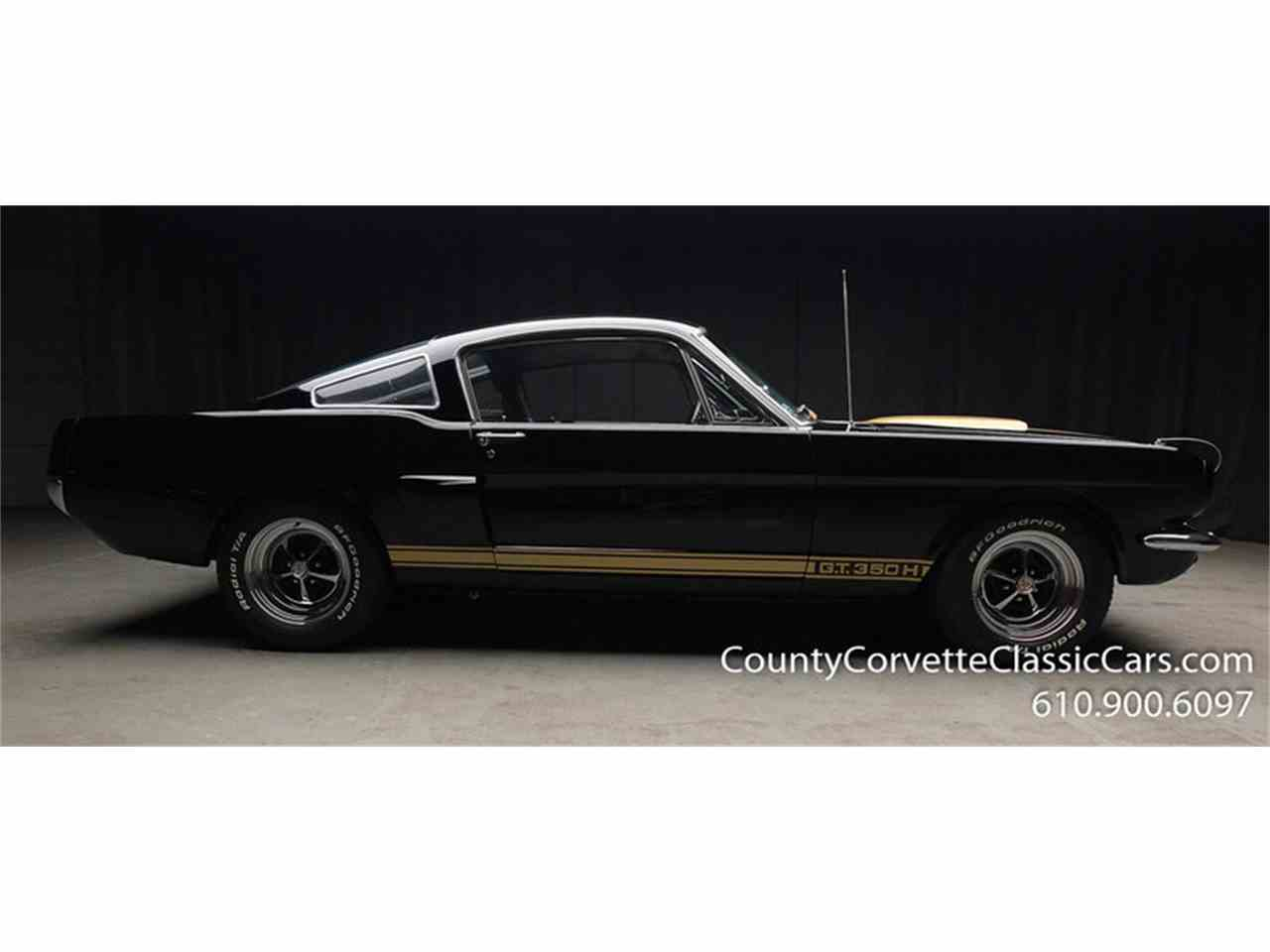 Large Picture of '66 GT350 - L619
