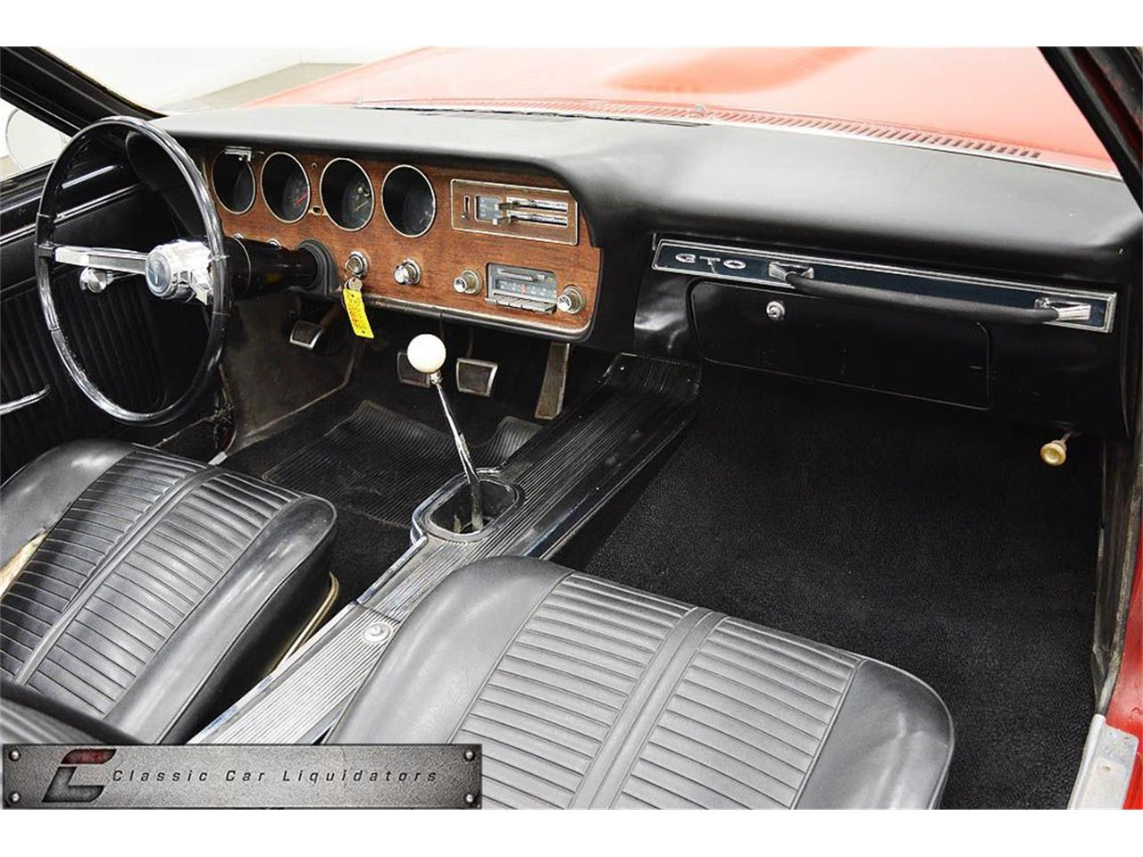 Large Picture Of  Gto Convertible Lg