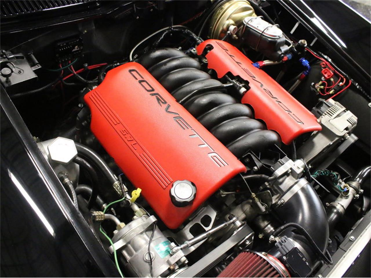 Large Picture of '66 Chevrolet Corvette Offered by Streetside Classics - Dallas / Fort Worth - L633