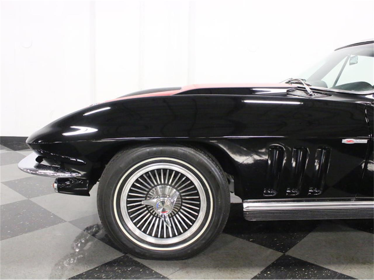 Large Picture of Classic 1966 Chevrolet Corvette located in Ft Worth Texas Offered by Streetside Classics - Dallas / Fort Worth - L633