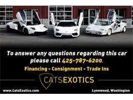 Picture of '16 California located in Seattle Washington Auction Vehicle Offered by Cats Exotics - L63E