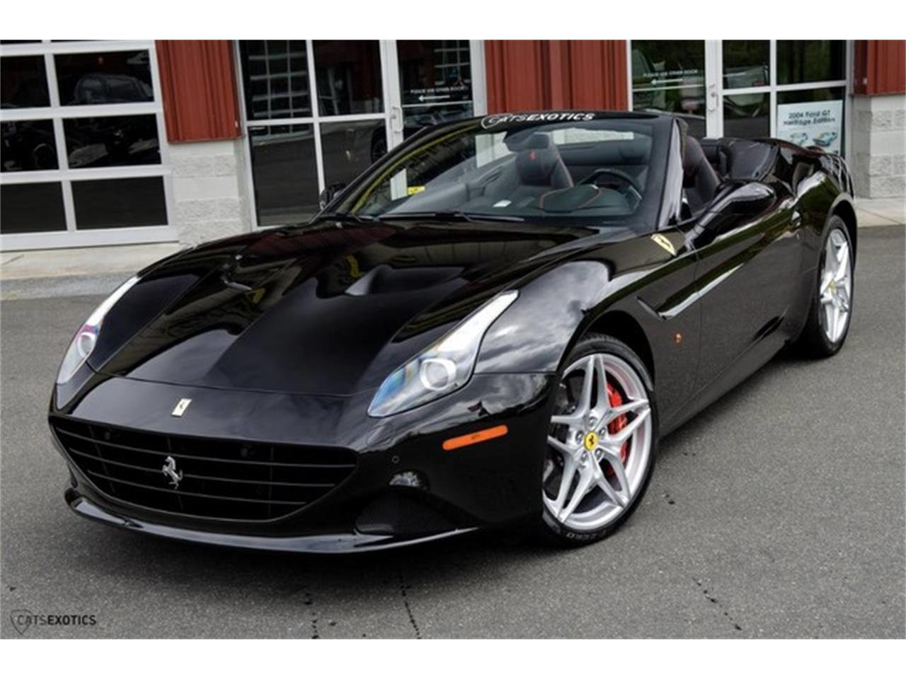 Large Picture of 2016 Ferrari California located in Washington Offered by Cats Exotics - L63E