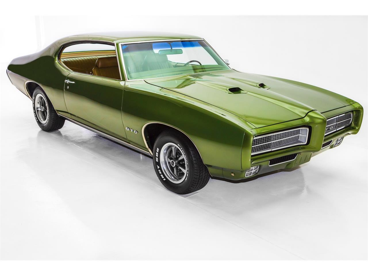 Large Picture of Classic '69 Pontiac GTO located in Iowa - $29,900.00 Offered by American Dream Machines - L63R