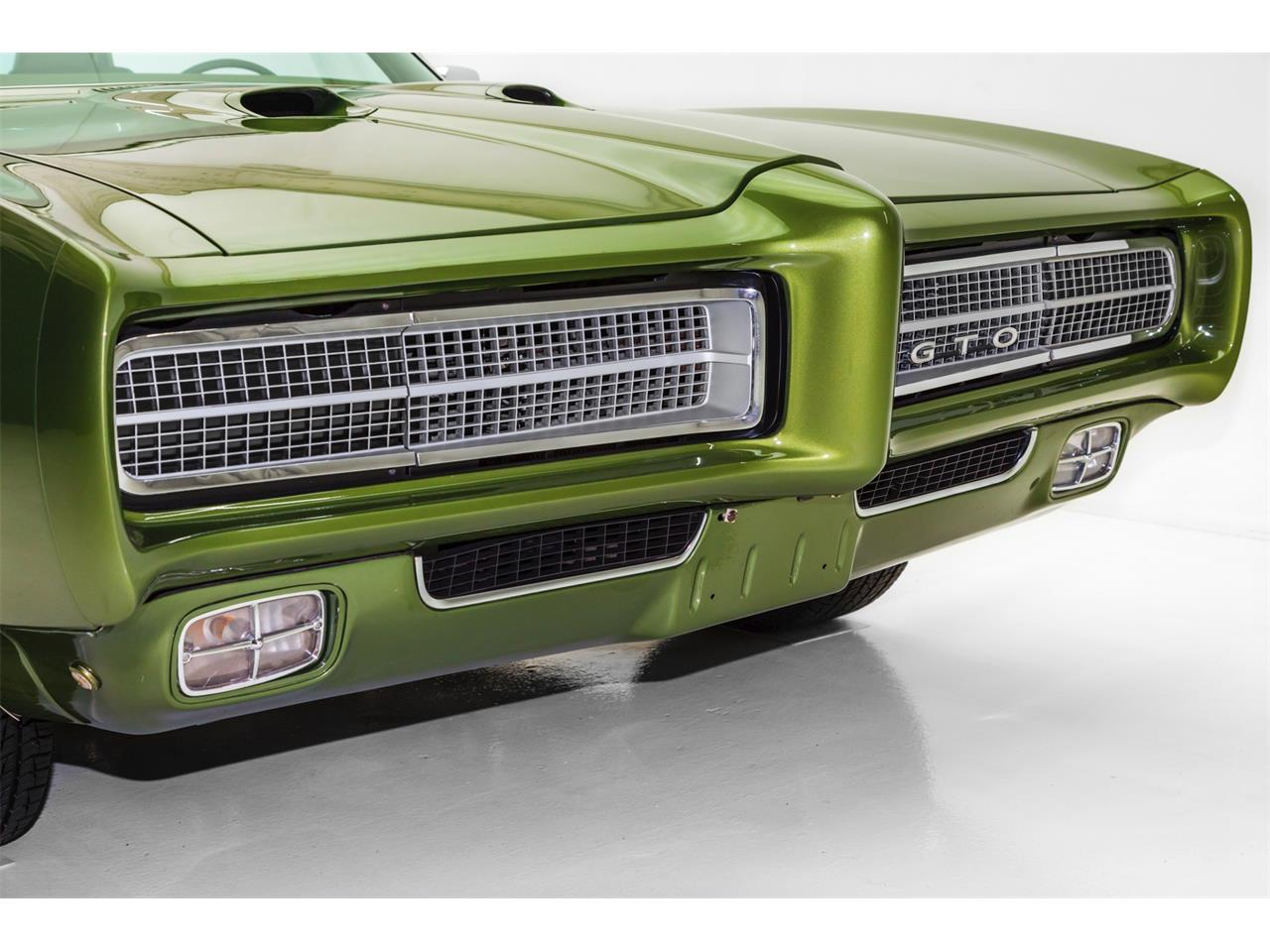 Large Picture of Classic '69 GTO - L63R