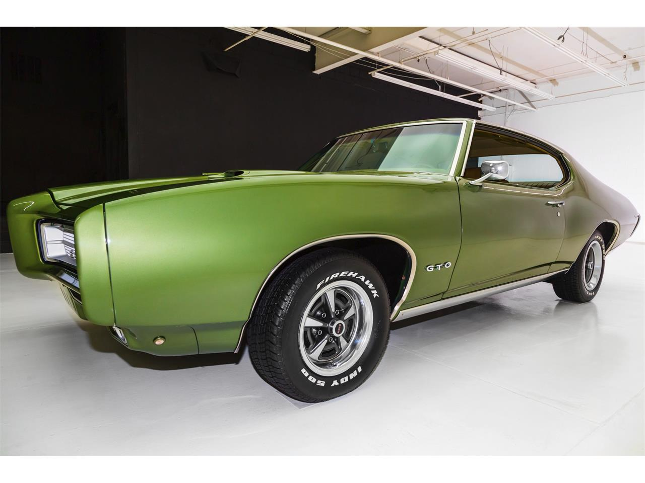Large Picture of Classic 1969 Pontiac GTO located in Iowa - $29,900.00 - L63R