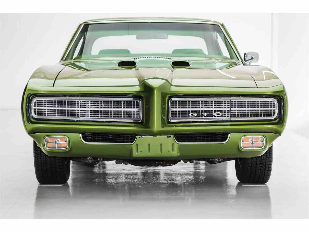 Large Picture of '69 GTO - L63R