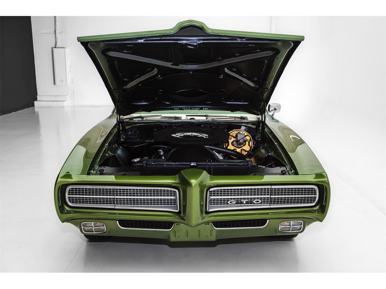 Large Picture of Classic 1969 Pontiac GTO located in Des Moines Iowa - $29,900.00 - L63R