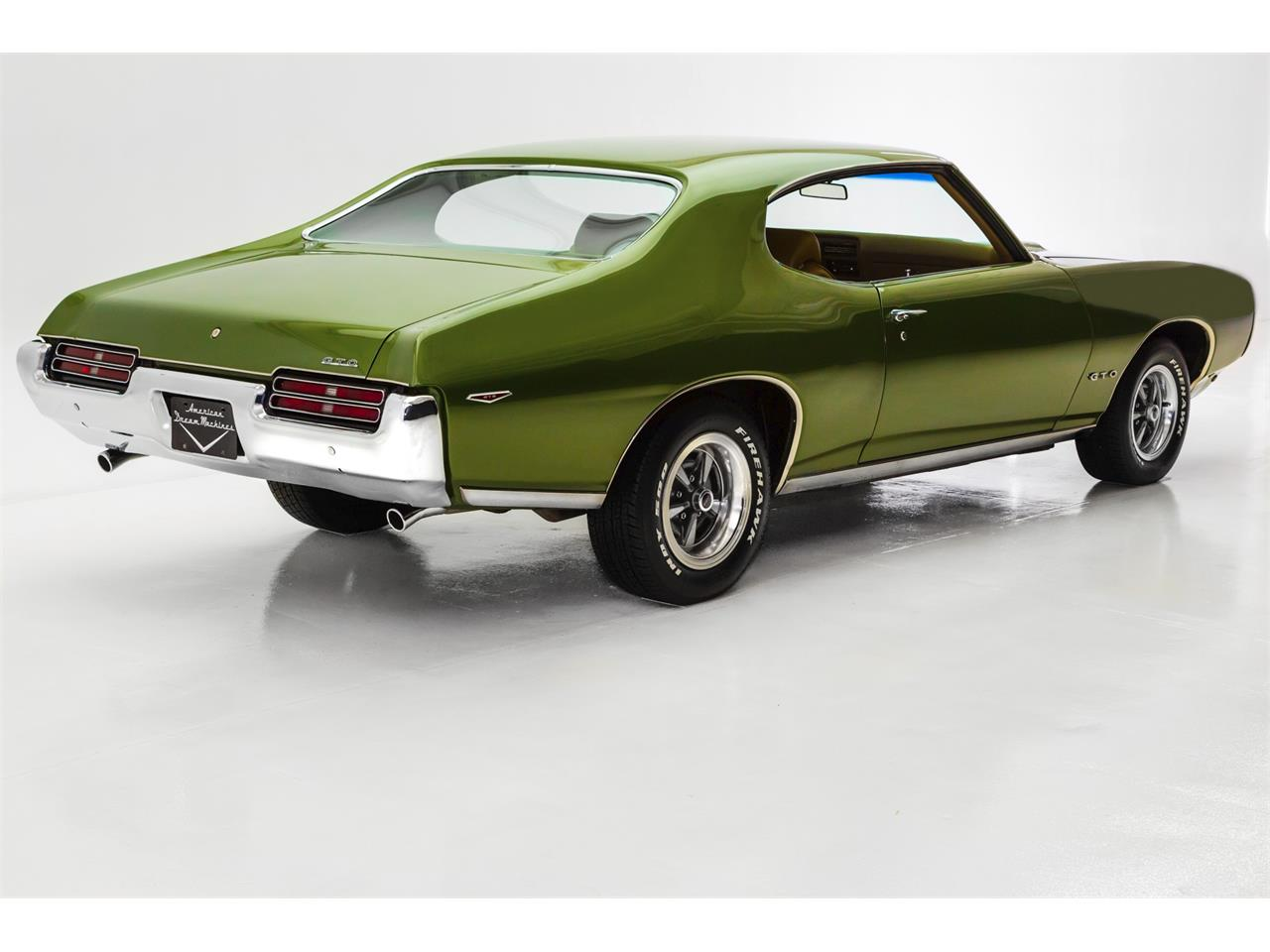 Large Picture of '69 Pontiac GTO - $29,900.00 Offered by American Dream Machines - L63R