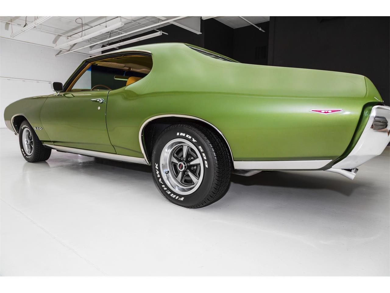 Large Picture of 1969 Pontiac GTO located in Des Moines Iowa Offered by American Dream Machines - L63R