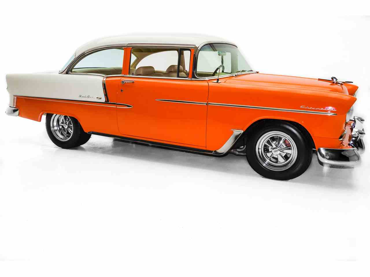 Large Picture of '55 Bel Air - L63S