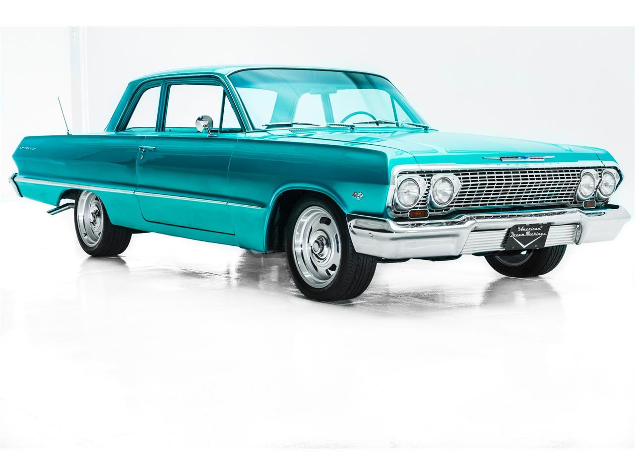 Large Picture of '63 Bel Air - L63T