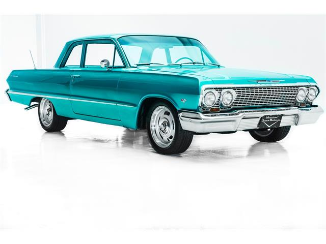 Picture of 1963 Chevrolet Bel Air located in Des Moines Iowa - $27,900.00 - L63T