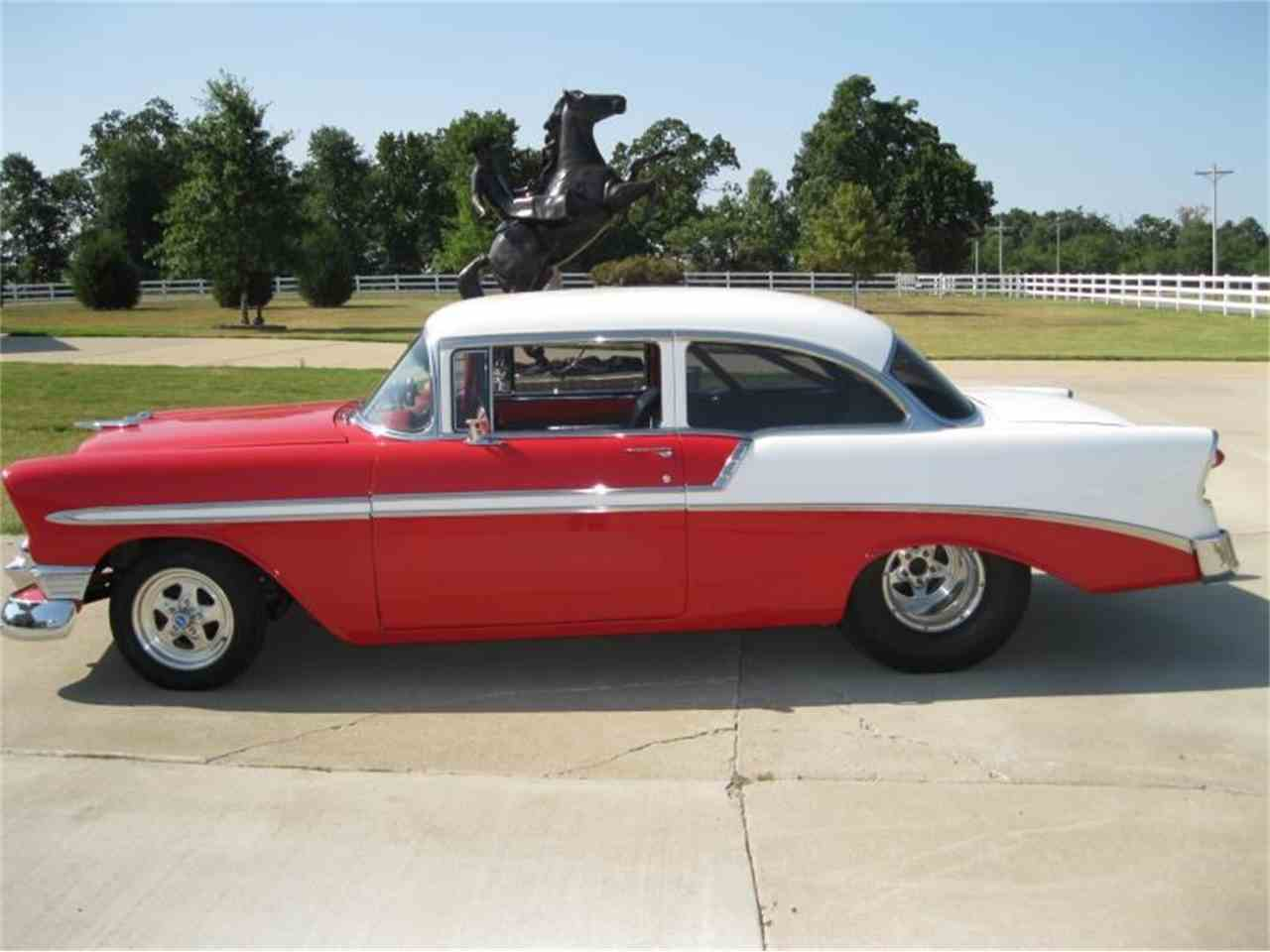 1956 Chevrolet Bel Air for Sale | ClicCars.com | CC-987768