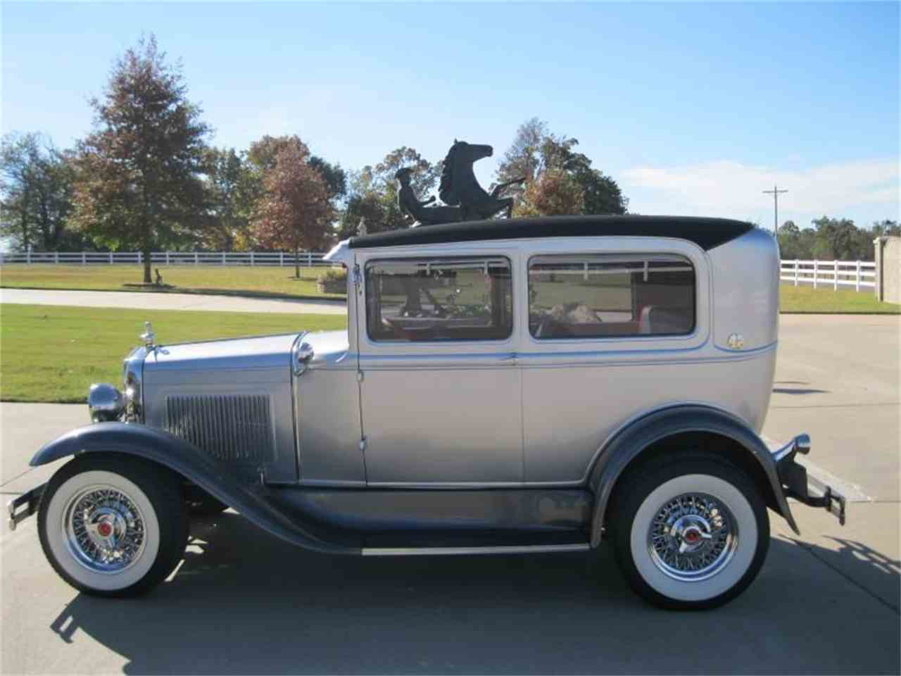 1930 Ford MODEL A STREET ROD for Sale | ClassicCars.com | CC-987770