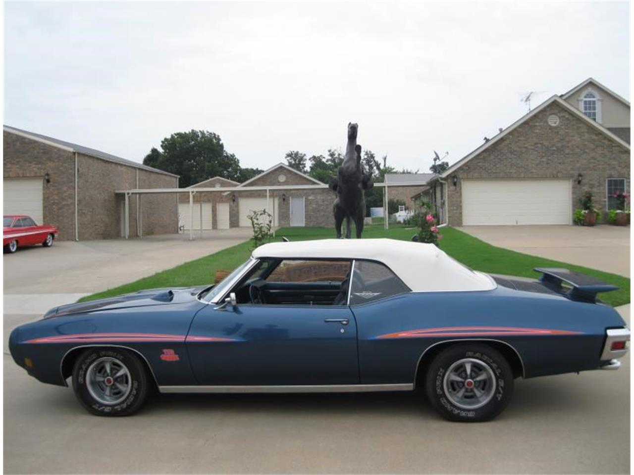 Large Picture of 1970 GTO located in Oklahoma - $58,000.00 - L666