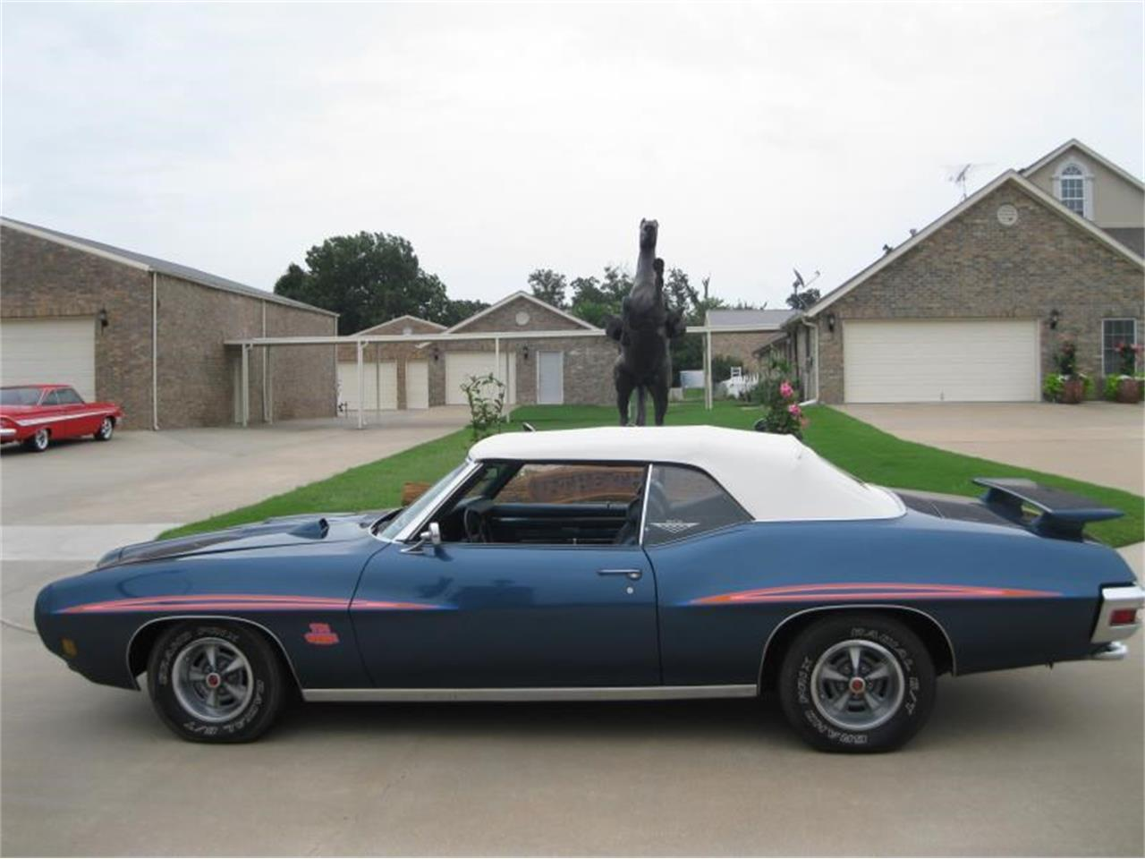 Large Picture of Classic 1970 Pontiac GTO - $58,000.00 Offered by Yesterday's Classic Cars  - L666