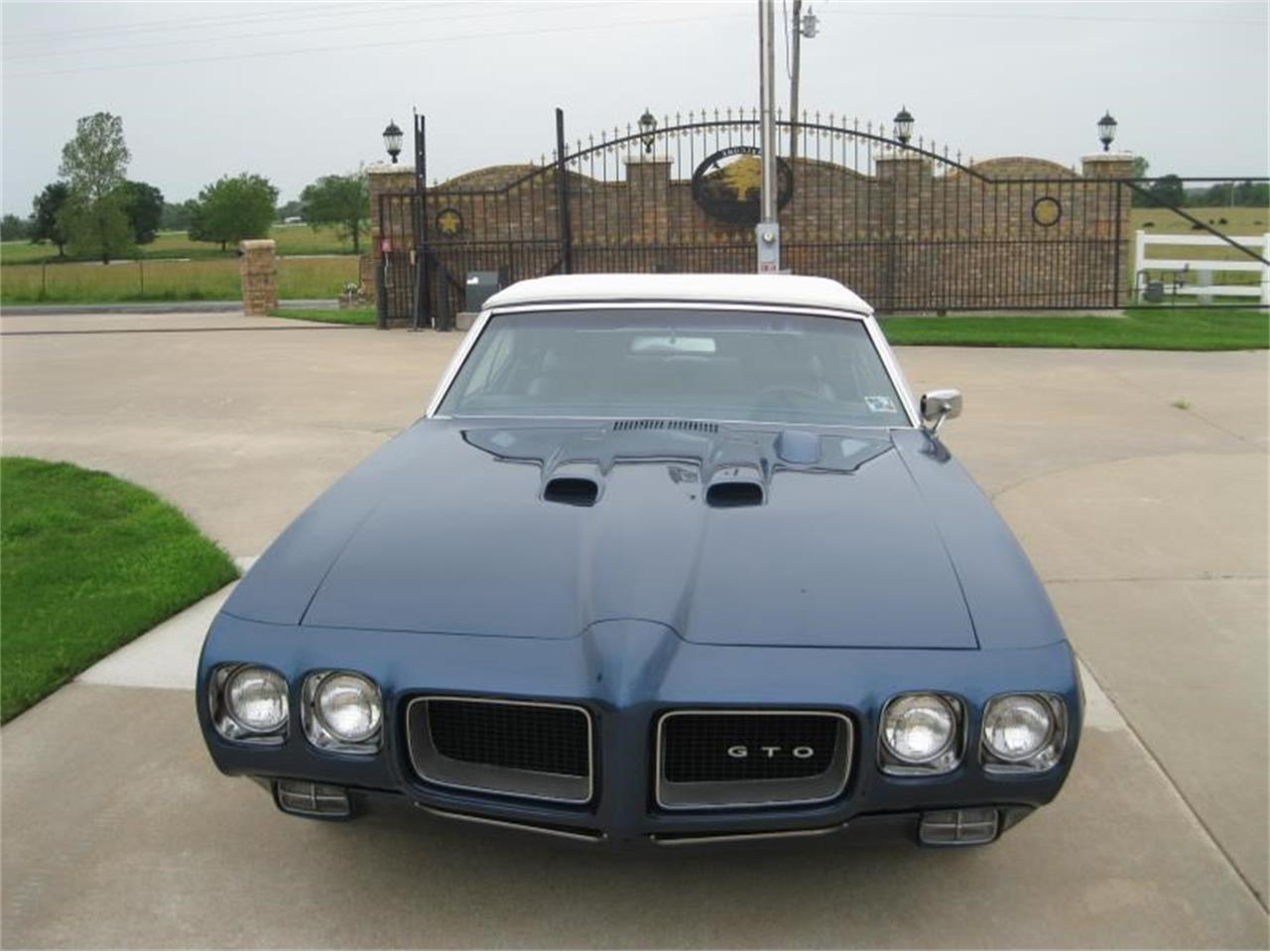 Large Picture of Classic '70 Pontiac GTO - $58,000.00 - L666