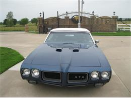 Picture of Classic 1970 Pontiac GTO located in Colcord Oklahoma - $58,000.00 Offered by Yesterday's Classic Cars  - L666