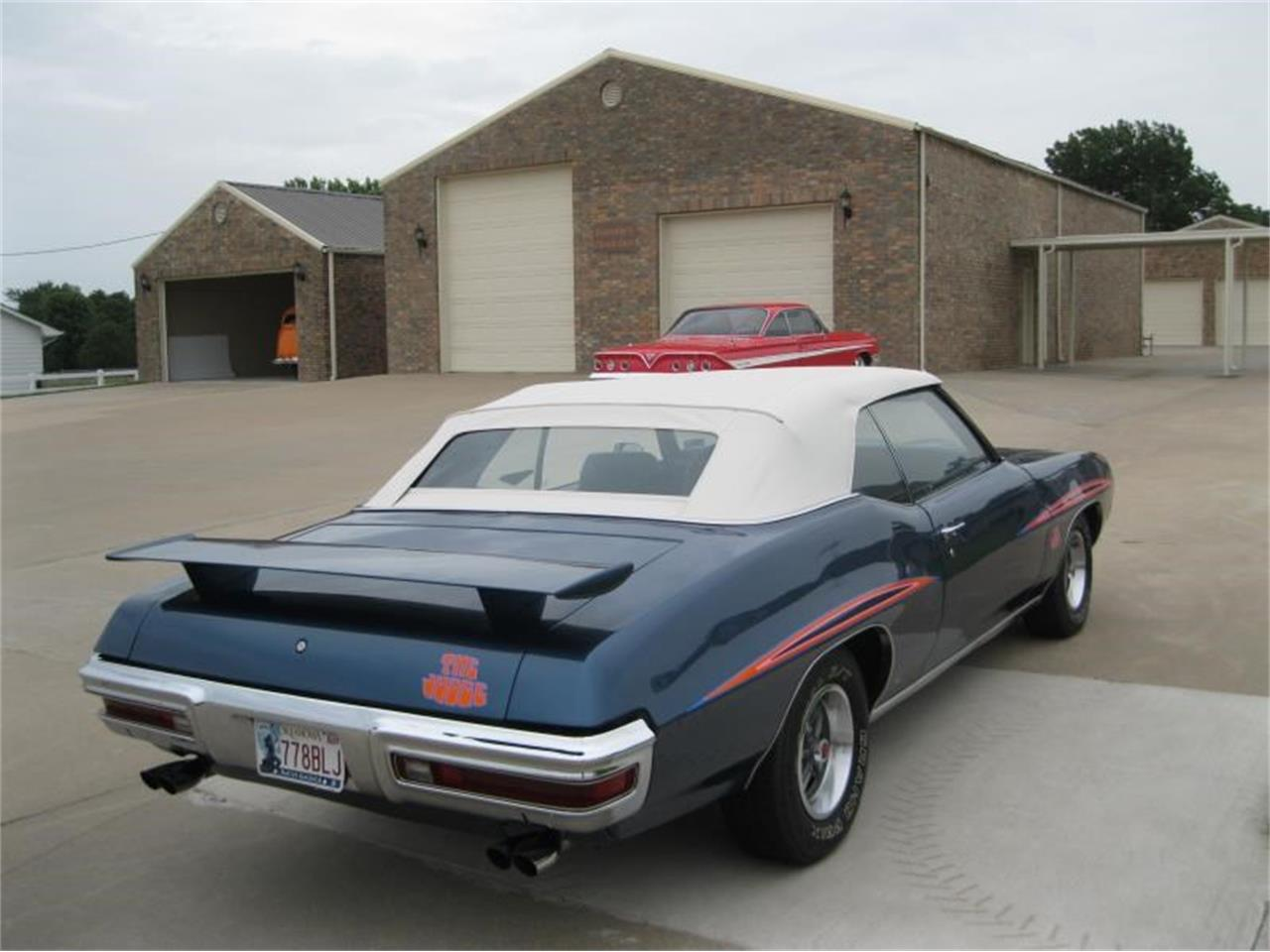 Large Picture of Classic '70 Pontiac GTO located in Oklahoma Offered by Yesterday's Classic Cars  - L666