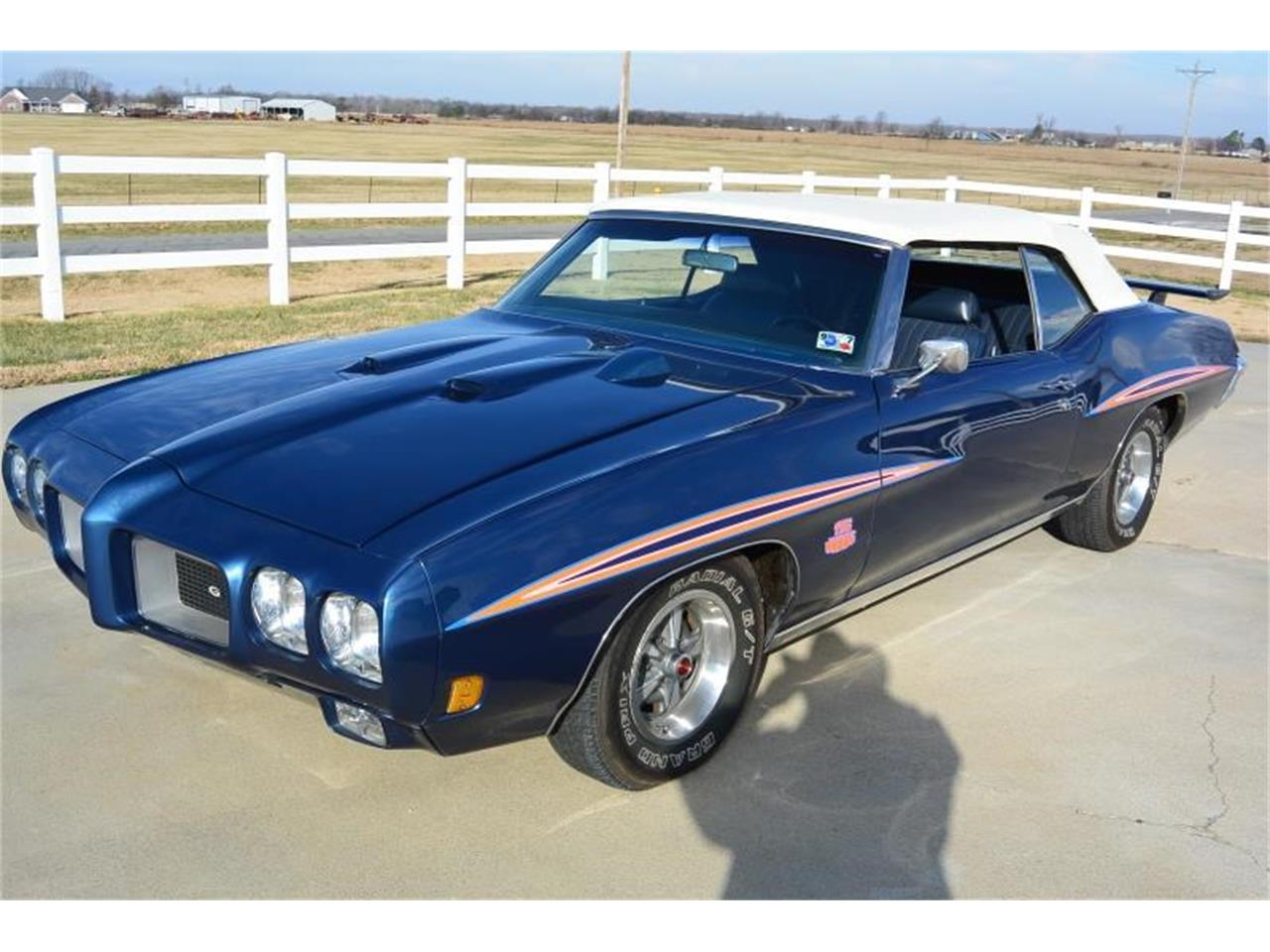 Large Picture of Classic '70 GTO located in Oklahoma - $58,000.00 Offered by Yesterday's Classic Cars  - L666