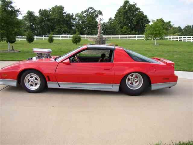 Picture of '87 Firebird - L667