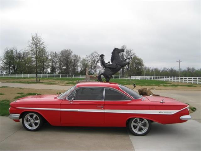 Picture of Classic '61 Impala - $75,000.00 Offered by  - L66A