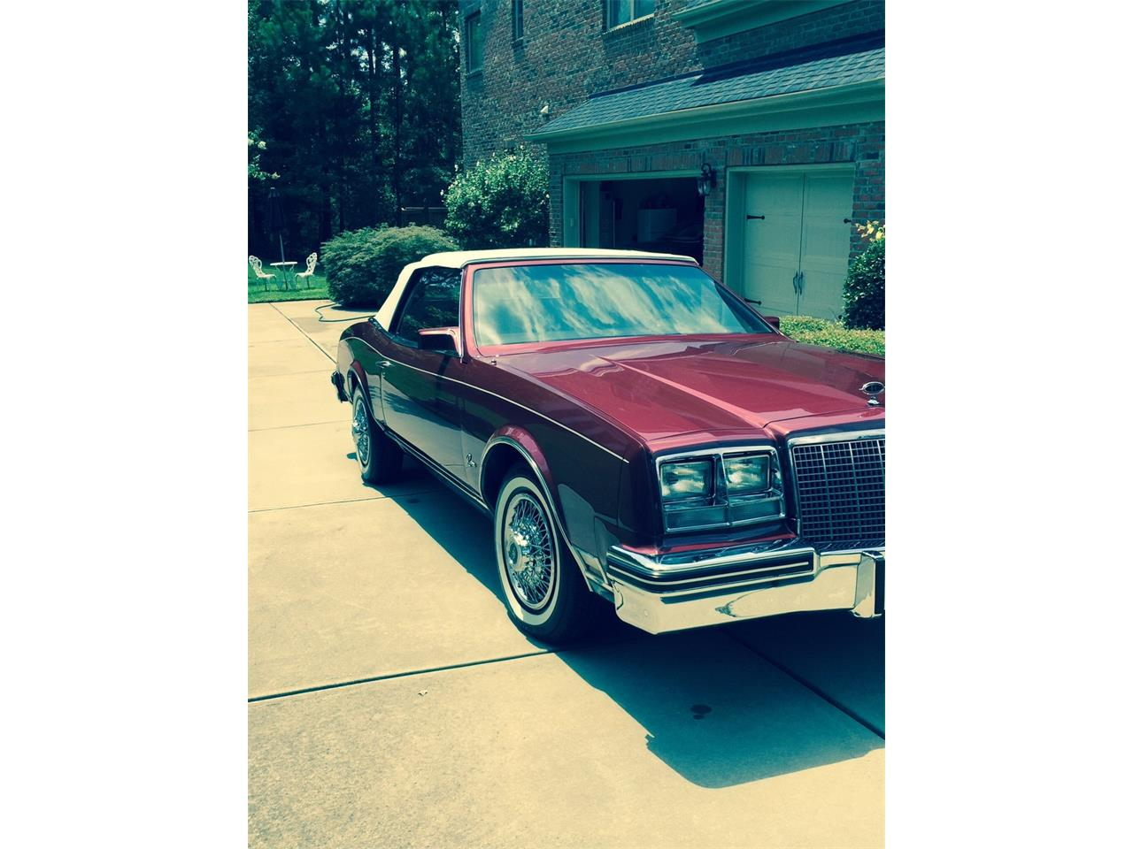 Large Picture of 1982 Buick Riviera located in Georgia - L66P