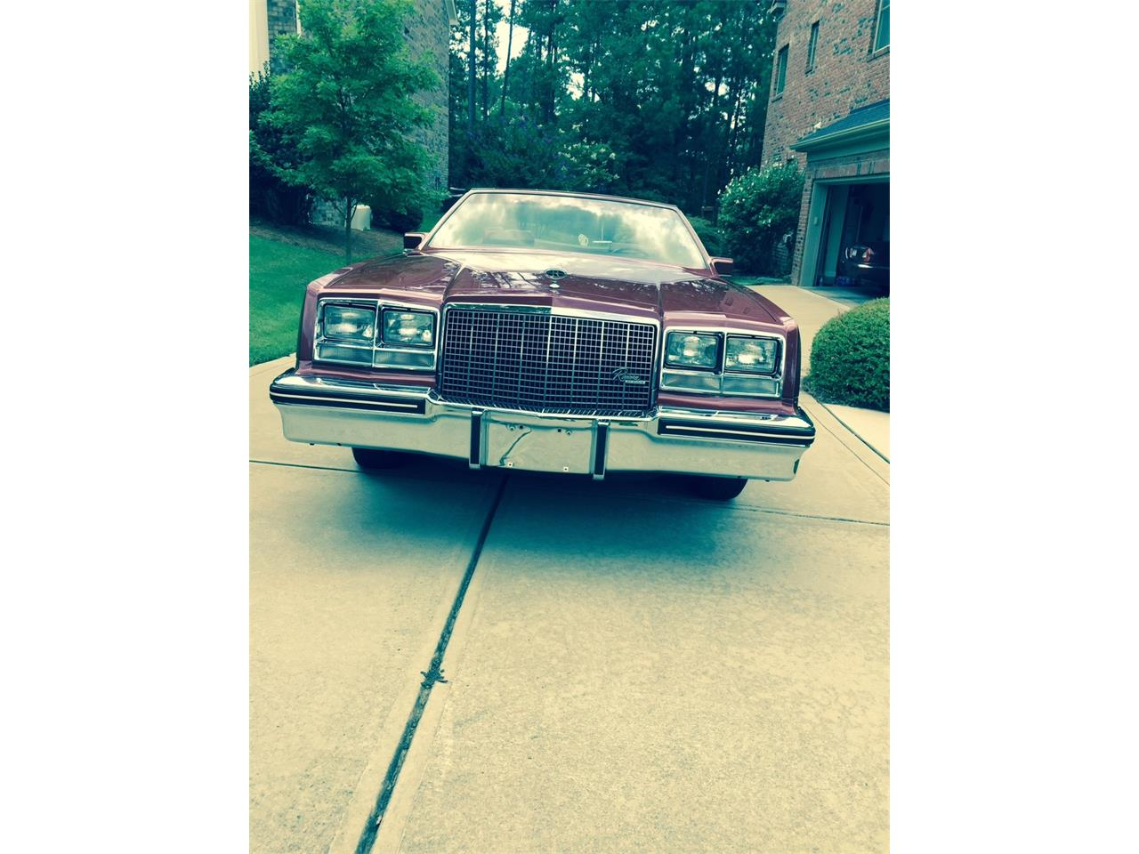 Large Picture of 1982 Buick Riviera located in Savannah Georgia Offered by a Private Seller - L66P