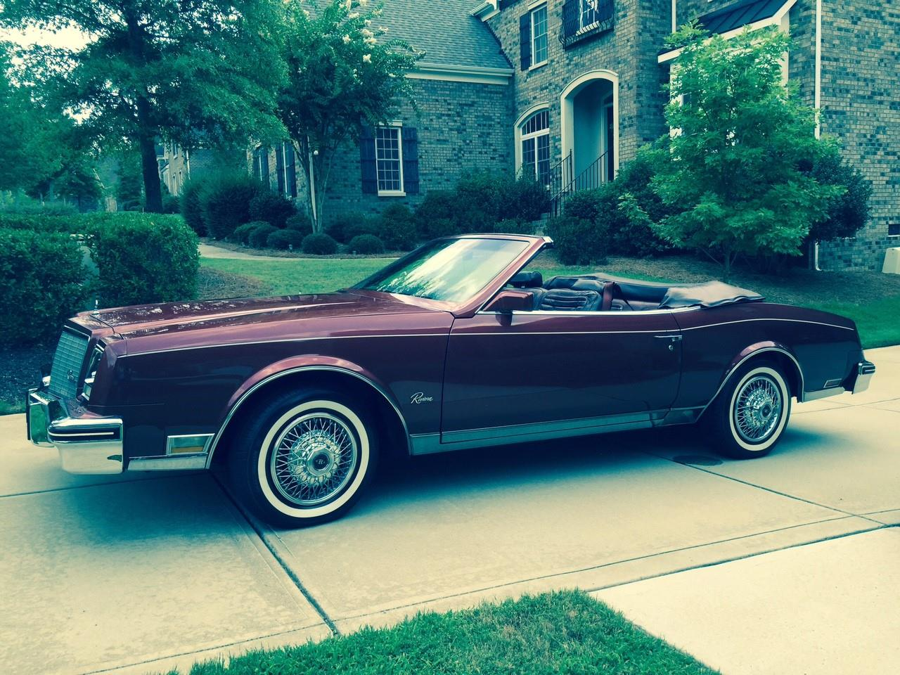 1982 buick riviera for sale   classiccars   cc-987793