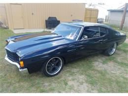 Picture of Classic '72 Chevrolet Chevelle Malibu - $25,900.00 Offered by a Private Seller - L66U
