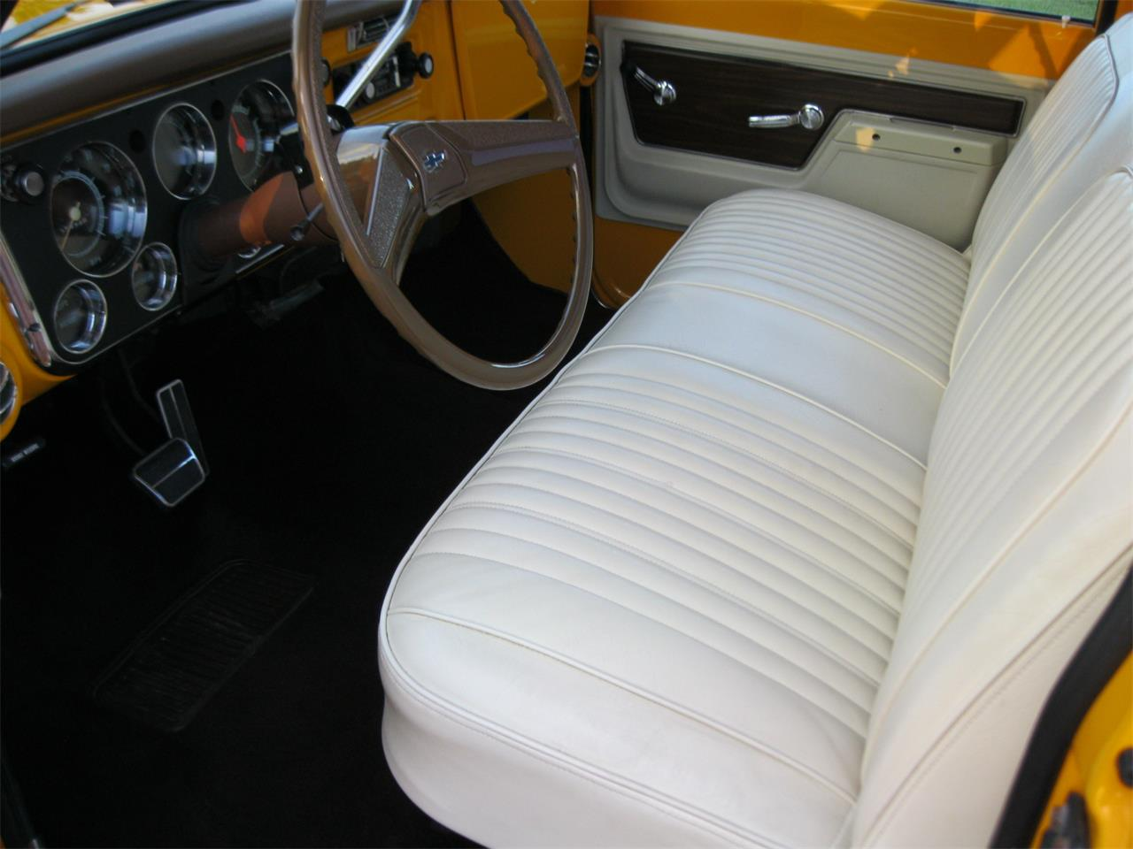 Large Picture of Classic 1972 Chevrolet C/K 10 Offered by Texas Trucks and Classics - L674