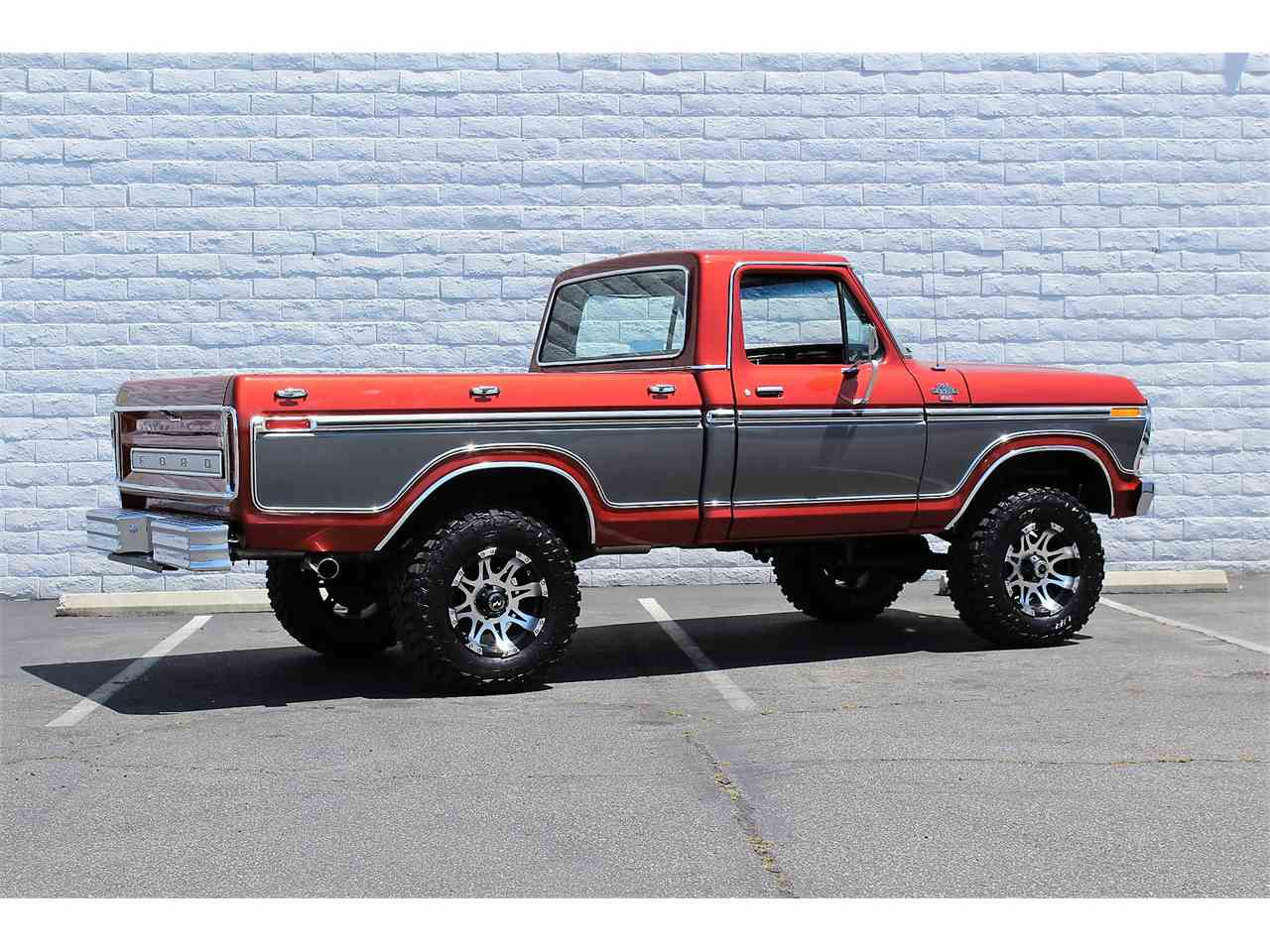 Large Picture of '78 Ranger - L67C