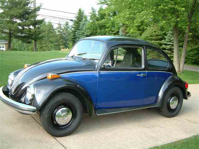 1972 Volkswagen Beetle for Sale on ClicCars.com