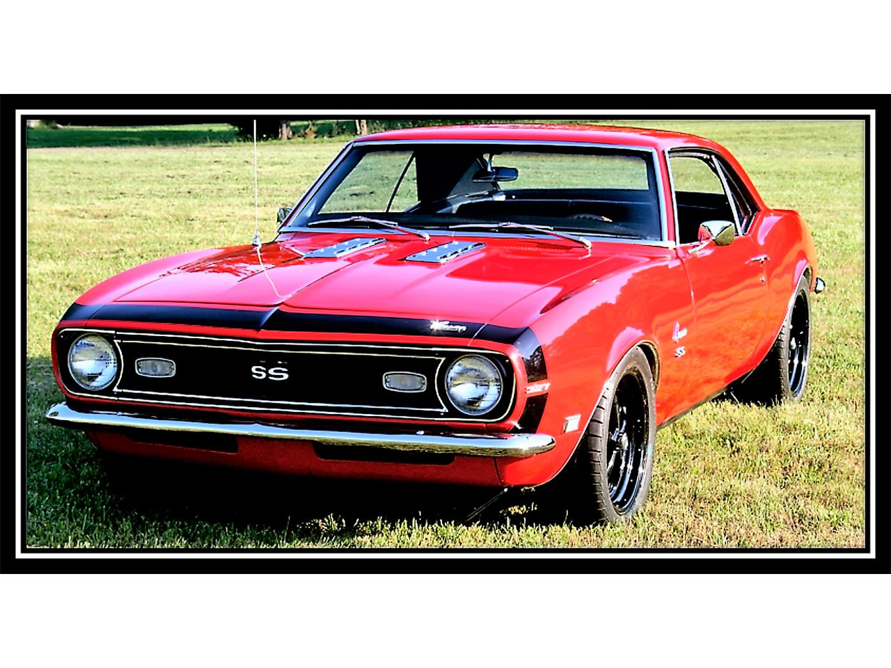 Large Picture of '68 Camaro - L67O