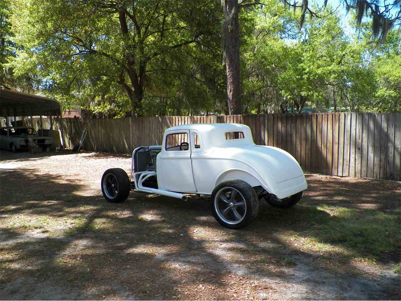 Large Picture of '33 Coupe located in Riverview Florida Offered by a Private Seller - L67U