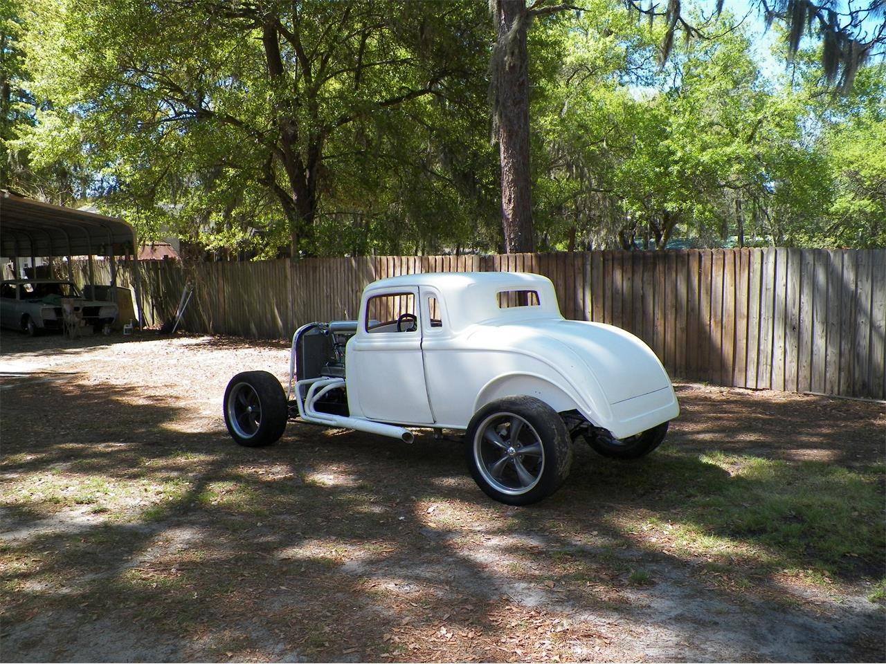 Large Picture of 1933 Plymouth Coupe located in Florida Offered by a Private Seller - L67U