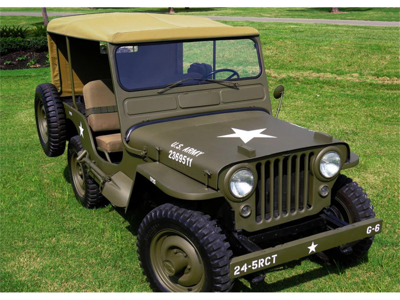 1950 Willys Jeep For Sale Cc 980785 Cj 3a Large Picture Of 50 L0s1