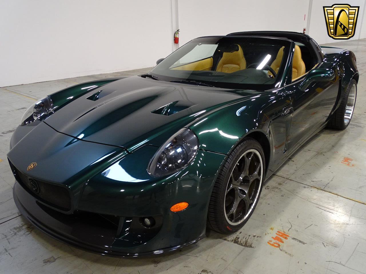 Large Picture of '09 Corvette - L69W
