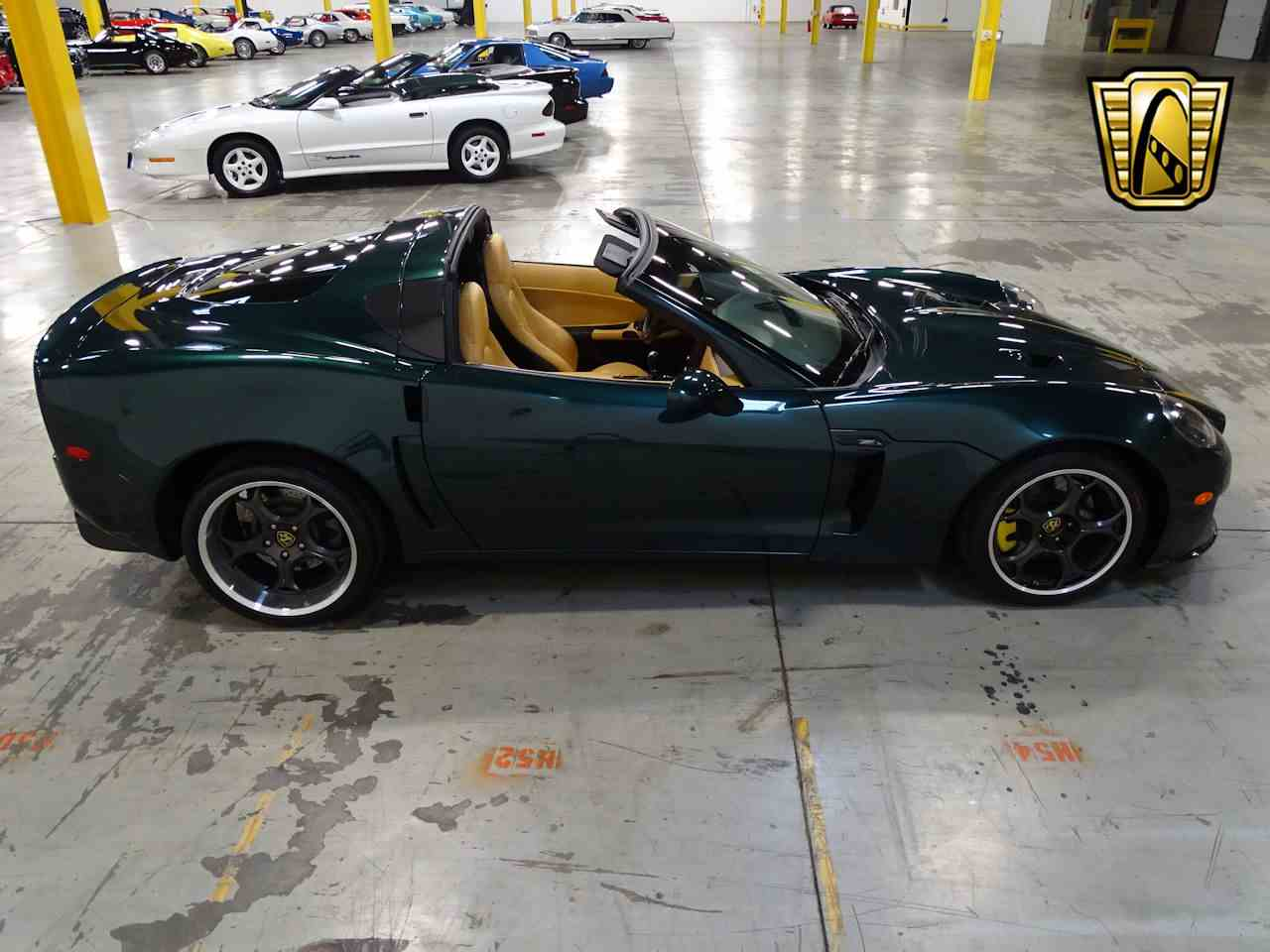 Large Picture of 2009 Chevrolet Corvette located in New Jersey - L69W