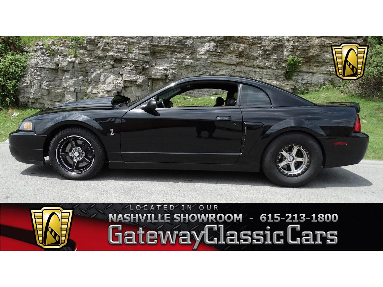 Large Picture of '02 Ford Mustang Offered by Gateway Classic Cars - Nashville - L6A2