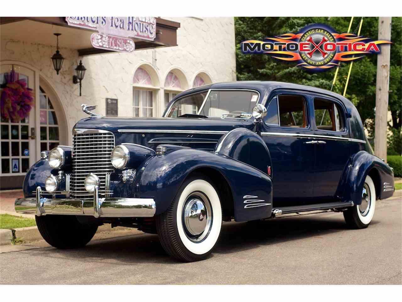 1938 Cadillac Town Sedan for Sale   ClicCars.com   CC-987932