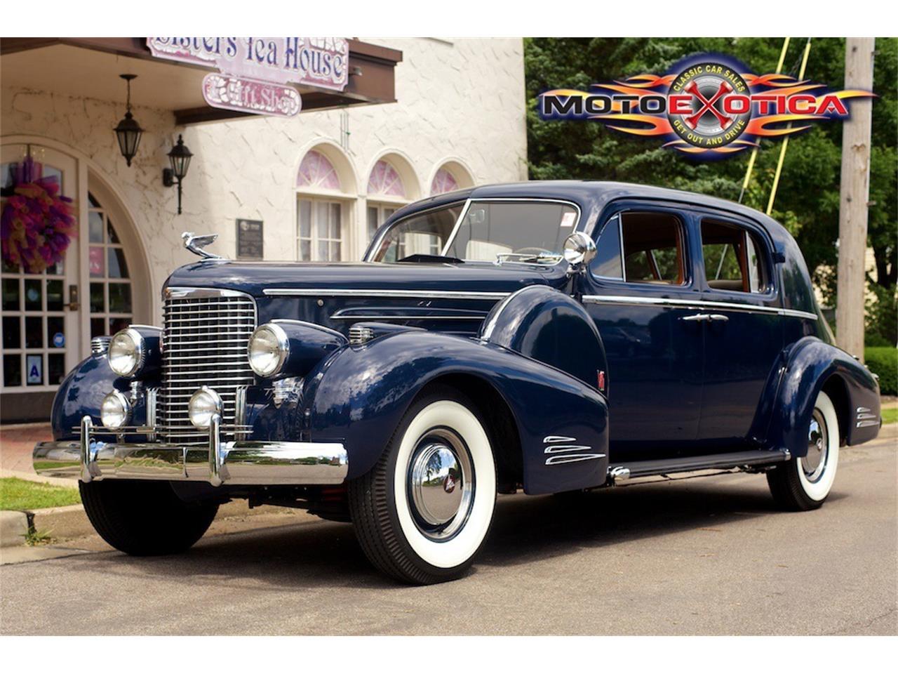 Large Picture of '38 Town Sedan - L6AK