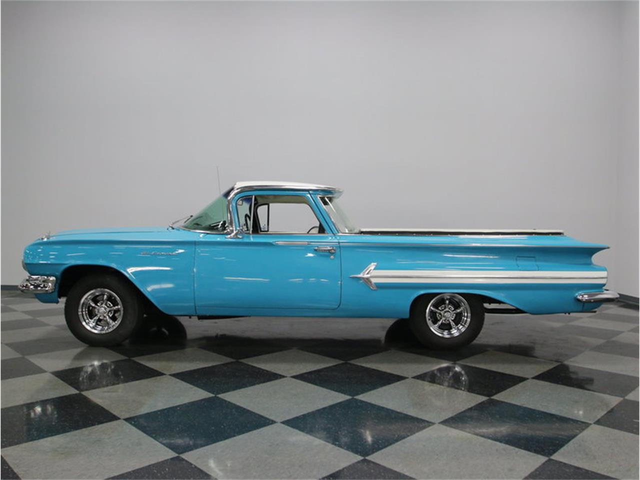 Large Picture of Classic '60 Chevrolet El Camino located in Lavergne Tennessee - $39,995.00 - L6AL
