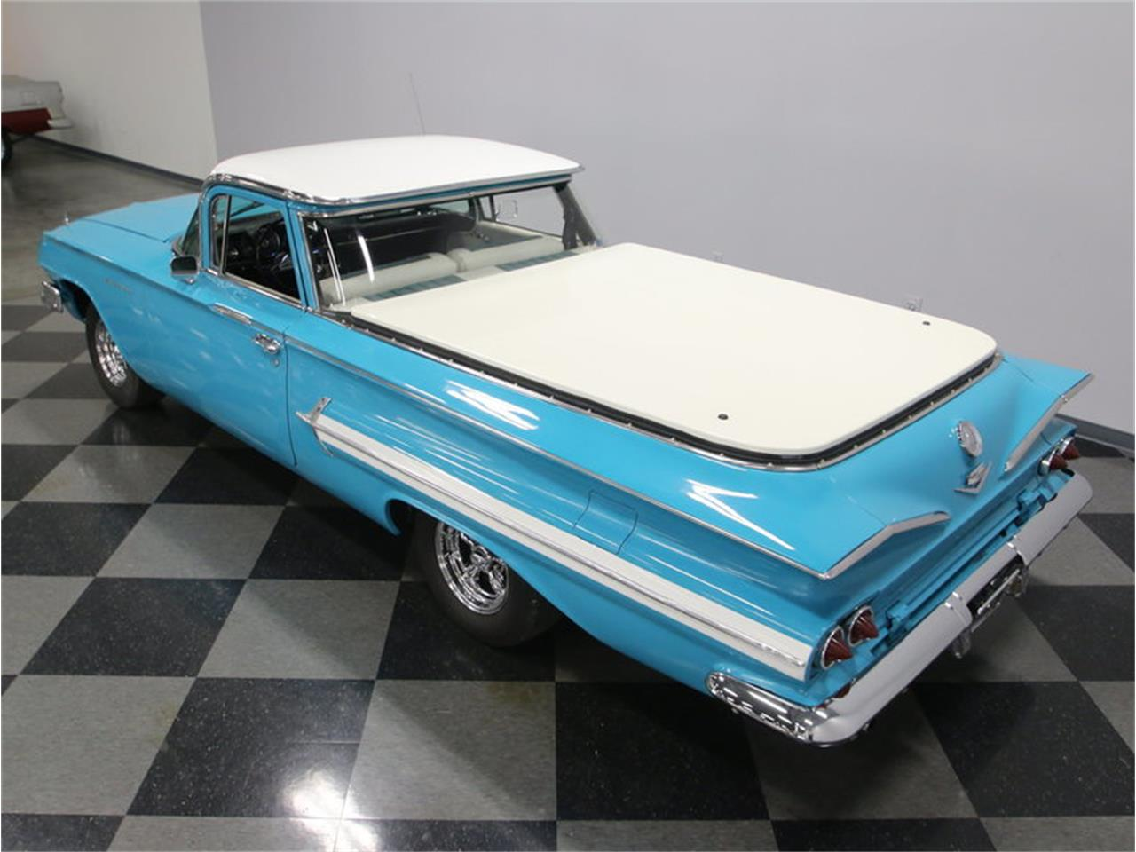 Large Picture of 1960 Chevrolet El Camino located in Tennessee - $39,995.00 Offered by Streetside Classics - Nashville - L6AL