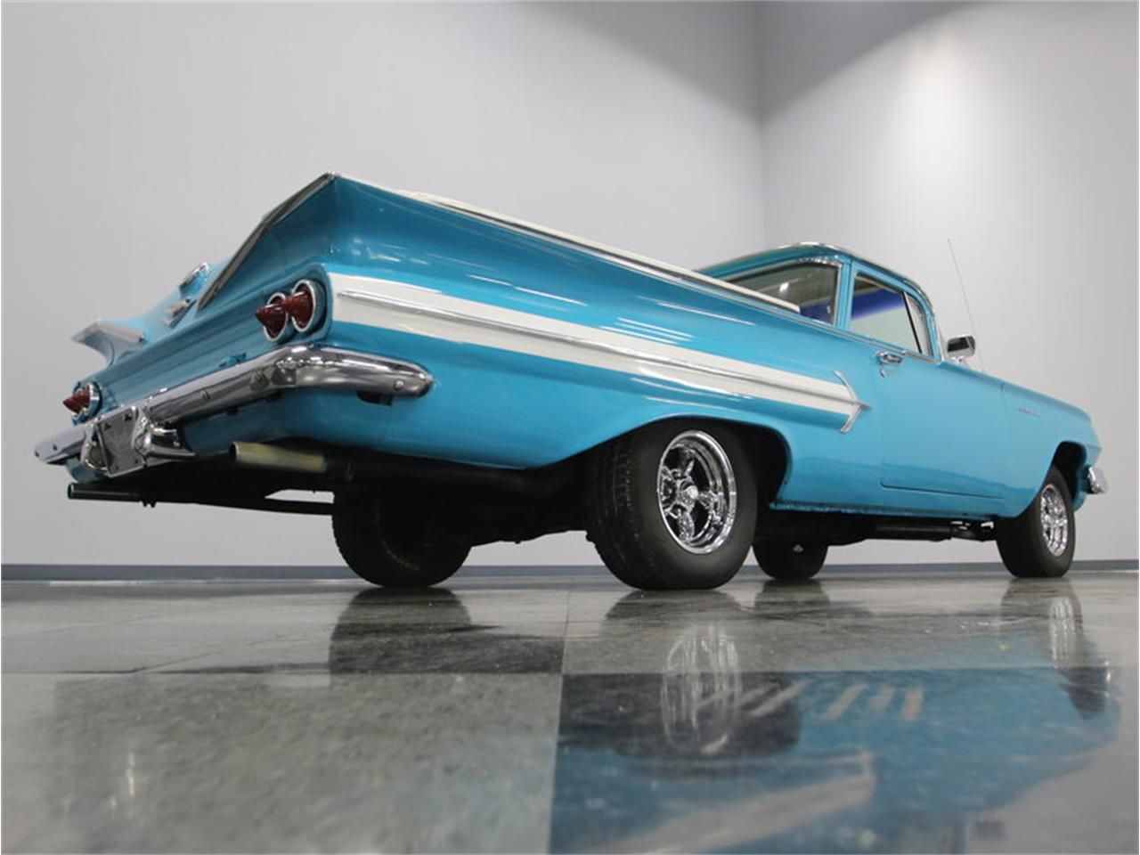 Large Picture of Classic 1960 El Camino - $39,995.00 Offered by Streetside Classics - Nashville - L6AL