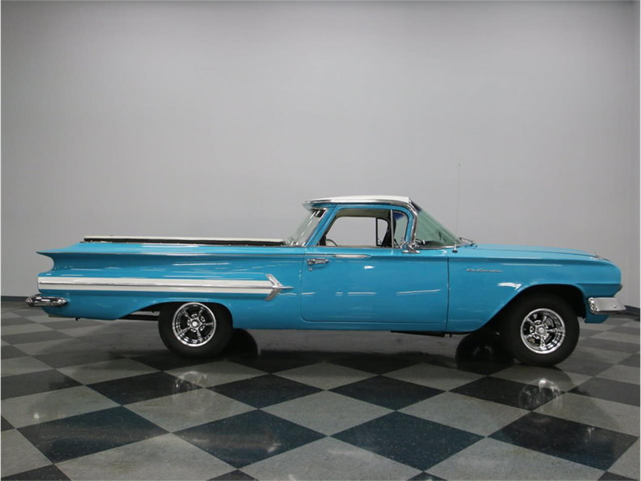 Large Picture of '60 Chevrolet El Camino located in Lavergne Tennessee - $39,995.00 Offered by Streetside Classics - Nashville - L6AL