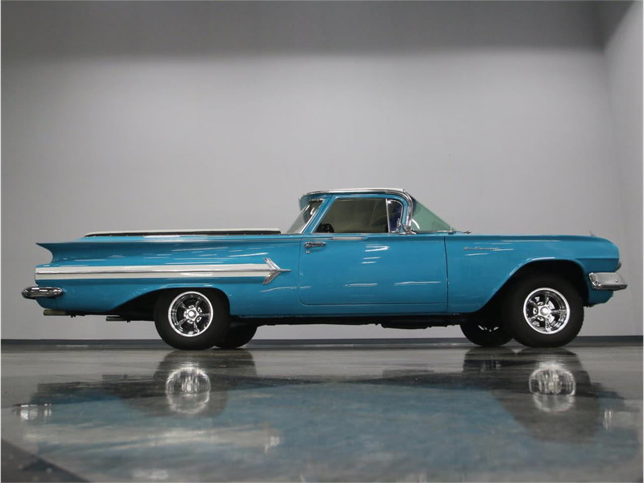 Large Picture of Classic '60 Chevrolet El Camino located in Tennessee - L6AL