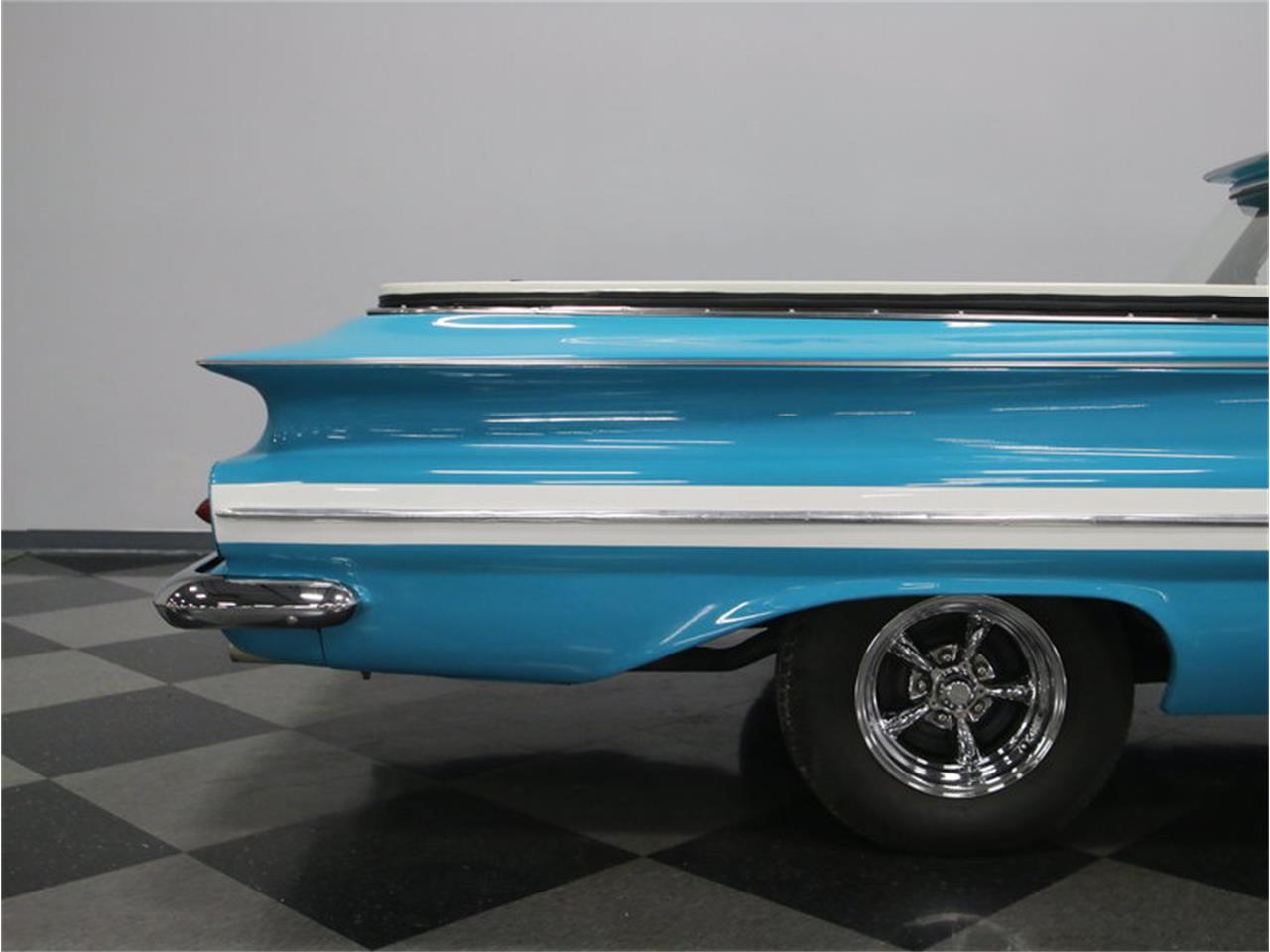 Large Picture of '60 Chevrolet El Camino - $39,995.00 Offered by Streetside Classics - Nashville - L6AL