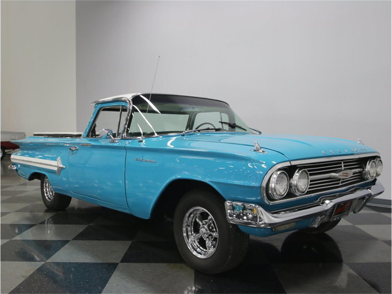 Large Picture of Classic '60 Chevrolet El Camino - $39,995.00 - L6AL